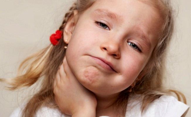 Фарингит при децата