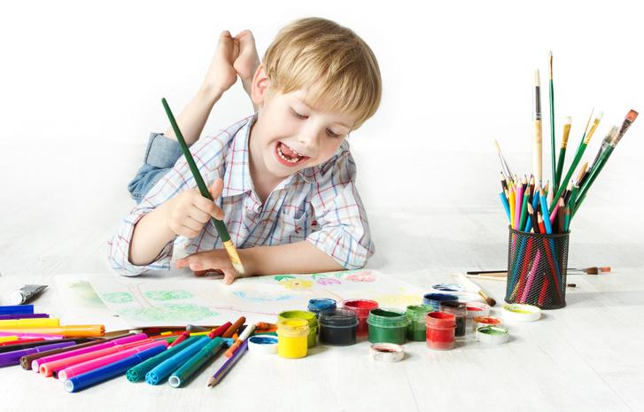 Арт-терапия за деца