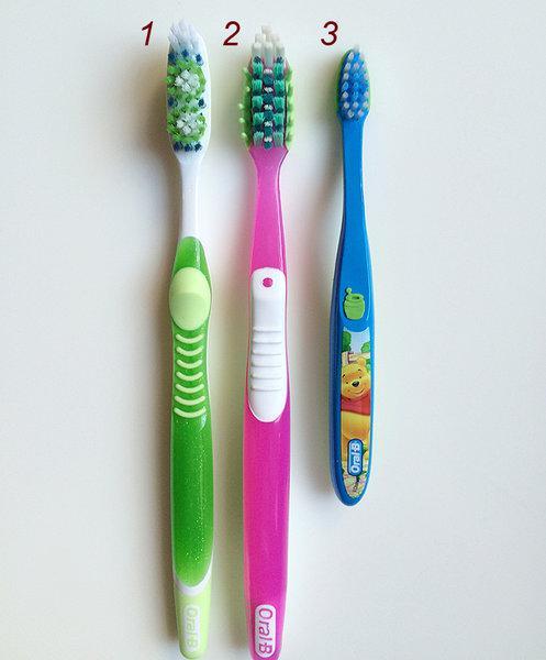 четка за зъби деца
