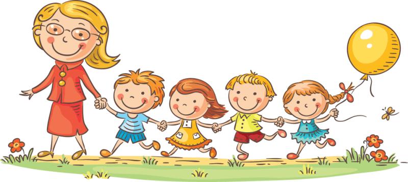 Детето в детската градина – как да ce чувства добре
