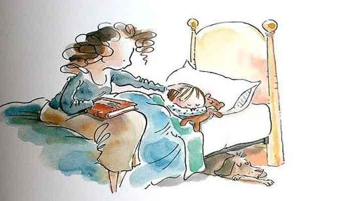 Един ден – есе за уморени майки