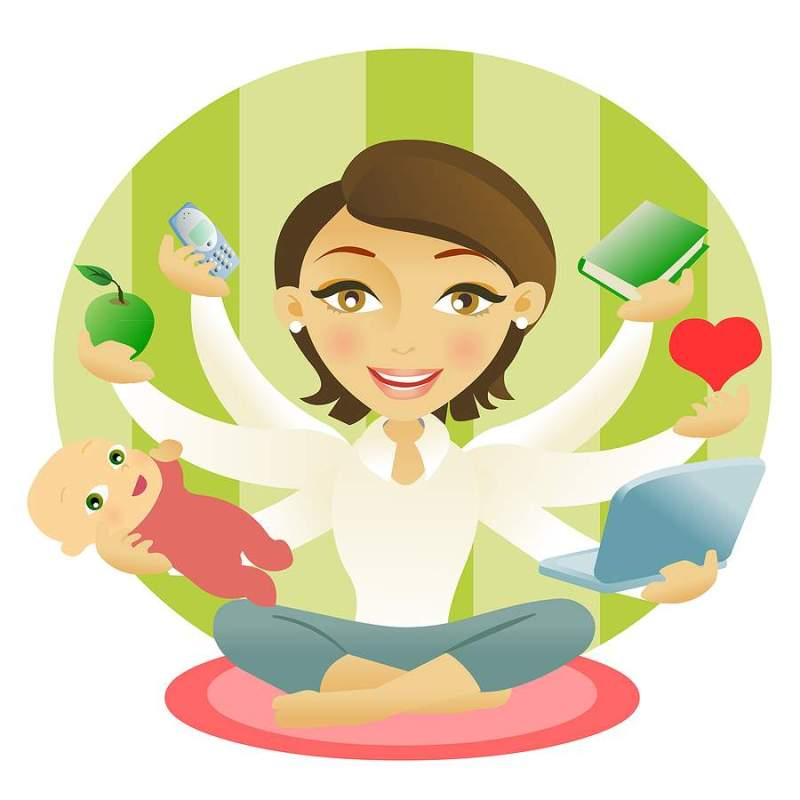 Как си почивам в отпуск по майчинство и защо това не е отпуск