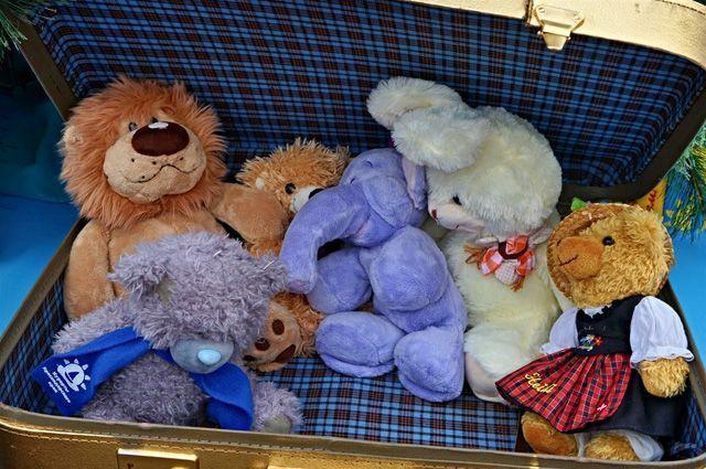 Колко играчки са нужни на детето, за да е щастливо