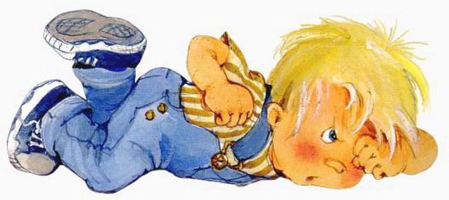 Кризата на тригодишната възраст – негативност и истерия